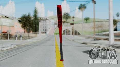 GTA 5 Baseball Bat 2 для GTA San Andreas третий скриншот