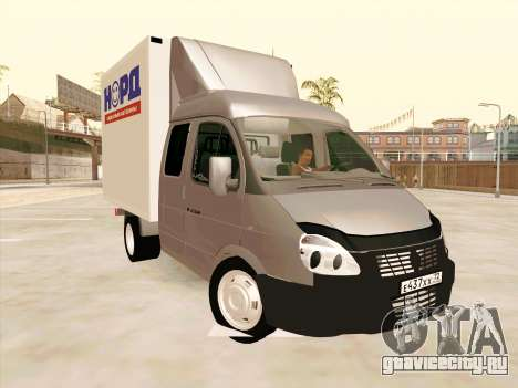 Газ 33023 НОРД для GTA San Andreas
