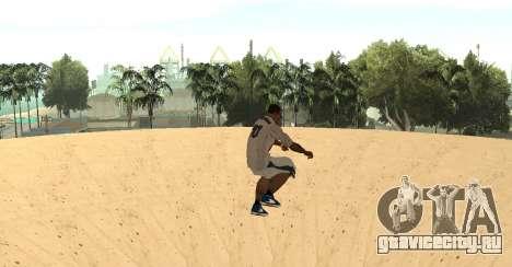 Invisibile BMX для GTA San Andreas третий скриншот