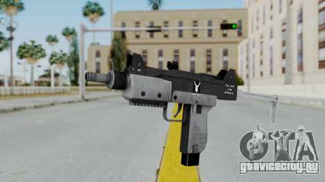GTA 5 Micro SMG - Misterix 4 Weapons для GTA San Andreas второй скриншот