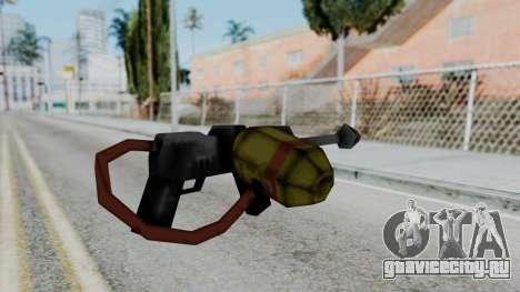 GTA 3 Flame Thrower для GTA San Andreas второй скриншот