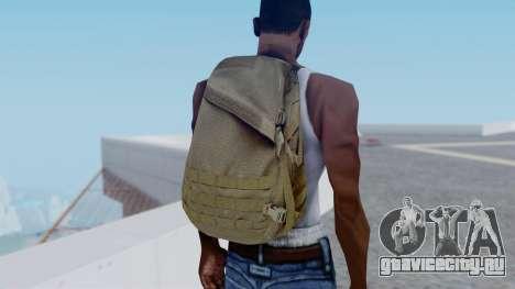 Arma 2 Czech Pouch Backpack для GTA San Andreas