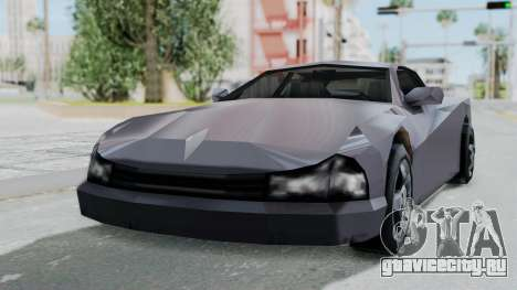GTA LCS Cheetah для GTA San Andreas