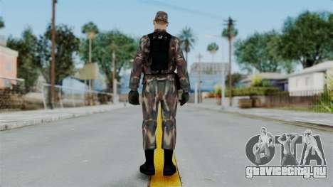 MH x Hungarian Army Skin для GTA San Andreas третий скриншот