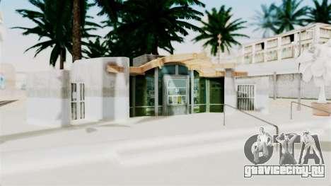 New Beach Textures для GTA San Andreas четвёртый скриншот