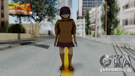 Scooby Doo Velma для GTA San Andreas второй скриншот
