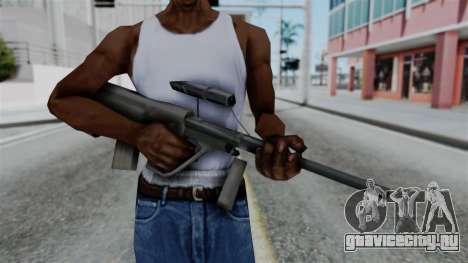 Vice City Beta Steyr Aug для GTA San Andreas третий скриншот