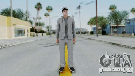 GTA Online - Custom Male Chav для GTA San Andreas второй скриншот