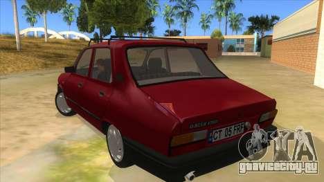 Dacia 1310L 1999 для GTA San Andreas вид сзади слева