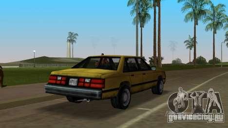Premier для GTA Vice City вид справа