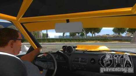 GTA V Karin Sultan RS 4 Door для GTA San Andreas вид сверху
