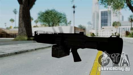 GTA 5 Combat MG для GTA San Andreas третий скриншот