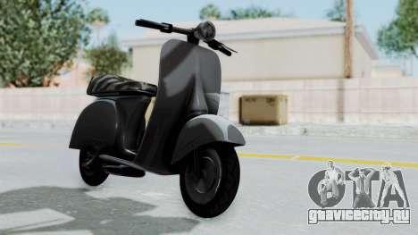 GTA 5 Principe Faggio для GTA San Andreas