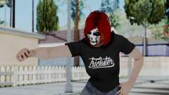 Female Skin 2 from GTA 5 Online для GTA San Andreas