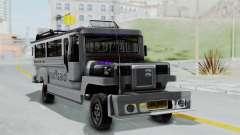 Jeepney Philippines для GTA San Andreas