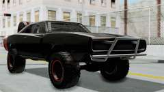 Dodge Charger 1970 Off Road  F&F7 для GTA San Andreas