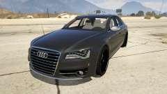 2013 Audi S8 4.0TFSI Quattro