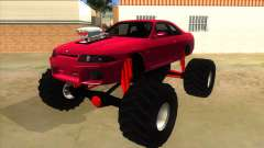 Nissan Skyline R33 Monster Truck