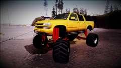 2003 Chevrolet Suburban Monster Truck для GTA San Andreas