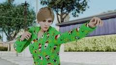 GTA Online DLC Festive Suprice 4 для GTA San Andreas