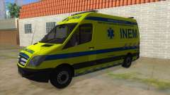 Mercedes-Benz Sprinter INEM Ambulance