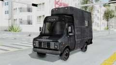 Полицейский фургон из RE Outbreak