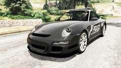 Porsche 911 GT3 RS Pursuit Edition для GTA 5