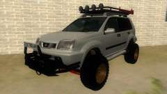 Nissan X-Trail 4x4 Dirty by Greedy