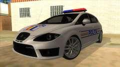 Seat Leon Cupra Romania Police