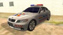 BMW 330XD Romania Police