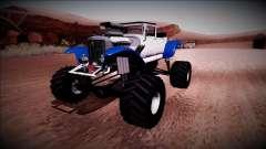 GTA 5 Albany Franken Stange Monster Truck