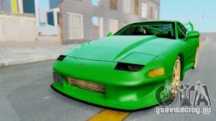 Mitsubishi GT3000 FnF для GTA San Andreas