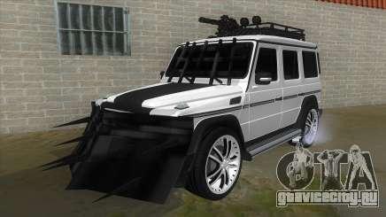 Mercedes-Benz G55 Response для GTA San Andreas