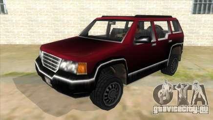 GTA III Landstalker для GTA San Andreas