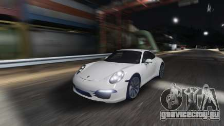 Porsche 911 для GTA 5