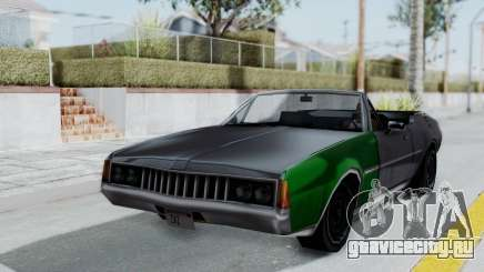 Clover Cabrio для GTA San Andreas
