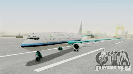 Boeing 737-800 Business Jet Indian Air Force для GTA San Andreas