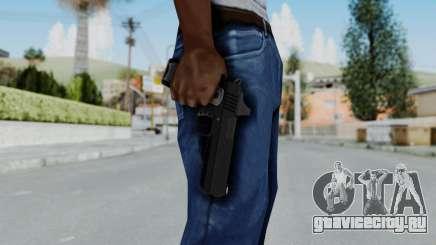 GTA 5 Heavy Pistol - Misterix 4 Weapons для GTA San Andreas