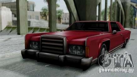 Remington Las Vivas для GTA San Andreas