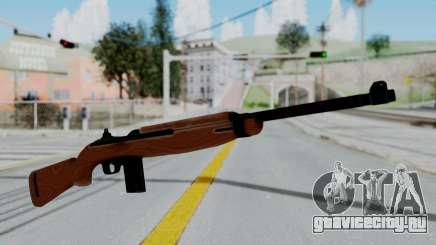 M1 Carbine для GTA San Andreas