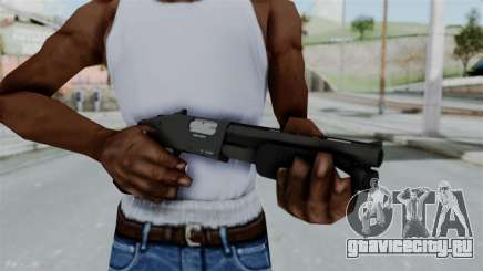 GTA 5 Sawnoff Shotgun для GTA San Andreas