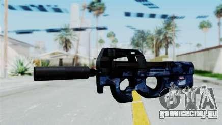 P90 Camo3 для GTA San Andreas
