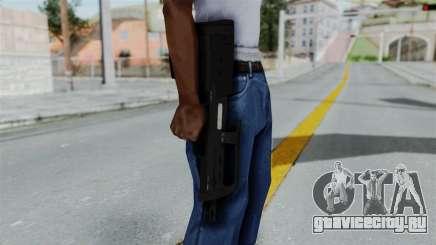 GTA 5 Assault SMG для GTA San Andreas