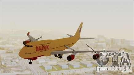 GTA 5 Jumbo Jet v1.0 Adios Airlines для GTA San Andreas