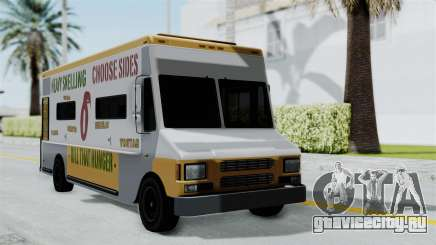 GTA 5 Tacovan для GTA San Andreas