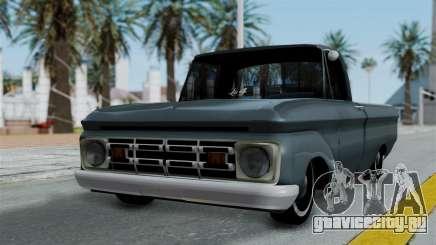 Ford F-100 1963 для GTA San Andreas