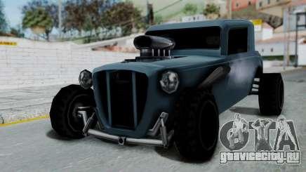 Wrench Rod для GTA San Andreas