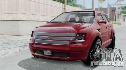 GTA 5 Vapid Radius IVF для GTA San Andreas