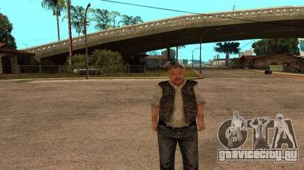 Сидорович из S.T.A.L.K.E.R для GTA San Andreas