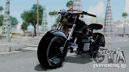 Turbike 2.0 для GTA San Andreas